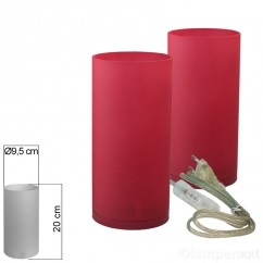 tischleuchte-2er-set-glas-rot-tischlampe-e14-in-zylinder-form-hoehe-20cm